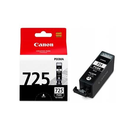 Cartridge Canon Buble Jet PGI-725 Black