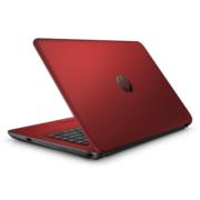 Notebook HP Intel Core i3 Series 14-ac158TU Red