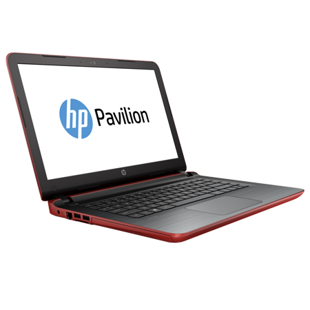 Notebook HP Intel Core i5 Series 14-ab051TX Red