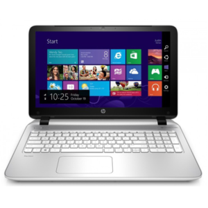 Notebook HP Intel Core i7 Series 14-ab135TX White