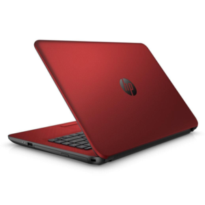 Notebook HP Intel Core i3 Series 14-ac124TX Red