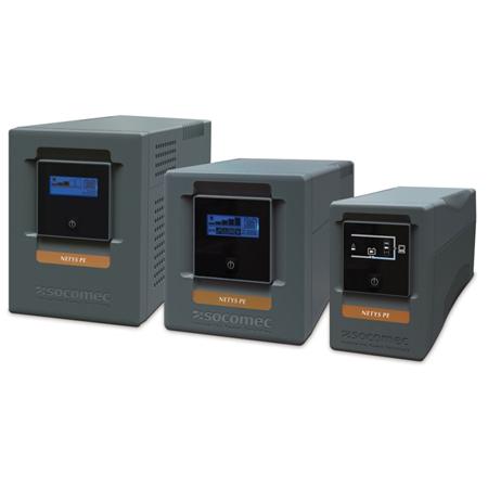 Socomec UPS NETYS PE NPE-1000-LCD