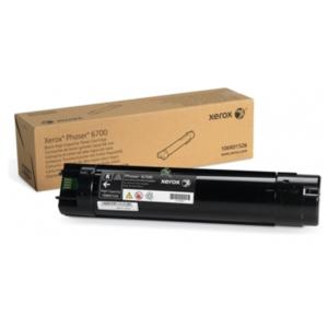 Toner Cartridge Fuji Xerox K (18K) - 106R01518