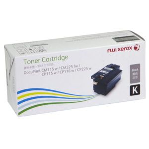 Toner Cartridge Fuji Xerox K (2K) - CT202264