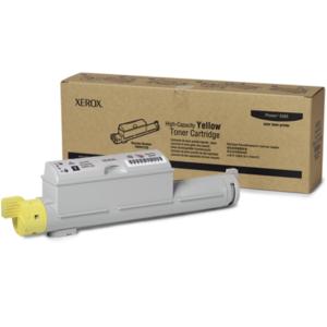 Toner Cartridge High Capacity Fuji Xerox Y (12K) - 106R01220