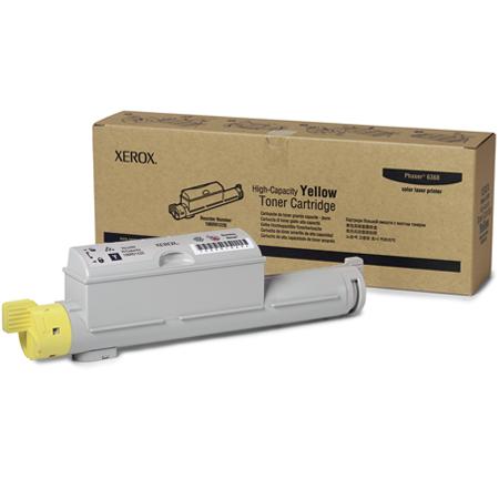 Yellow Toner Cartridge High Capacity 106R01220