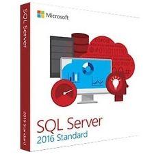 sql server standart edtn 2016 10clt