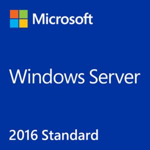 windows svr std 2016